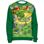 Neopets Sweatshirt    Funny Nerd Meme Sweater   Unique Gifts for Him / Her   Adult Mens Womens Unisex Pullover