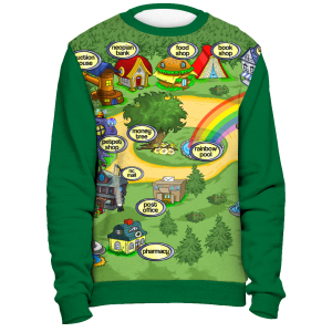 Neopets Sweatshirt  | Funny Nerd Meme Sweater | Unique Gifts for Him / Her | Adult Mens Womens Unisex Pullover