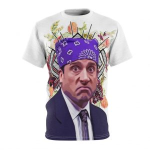 Michael Scott as Prison Mike T-Shirt - Funny The Office TV Show Shirt, Funny Adult Mens Meme Clothing, Funny Gifts for Him - meme cuisine